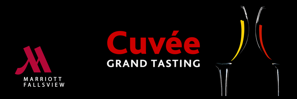 Cuvée Grand Tasting with Marriott