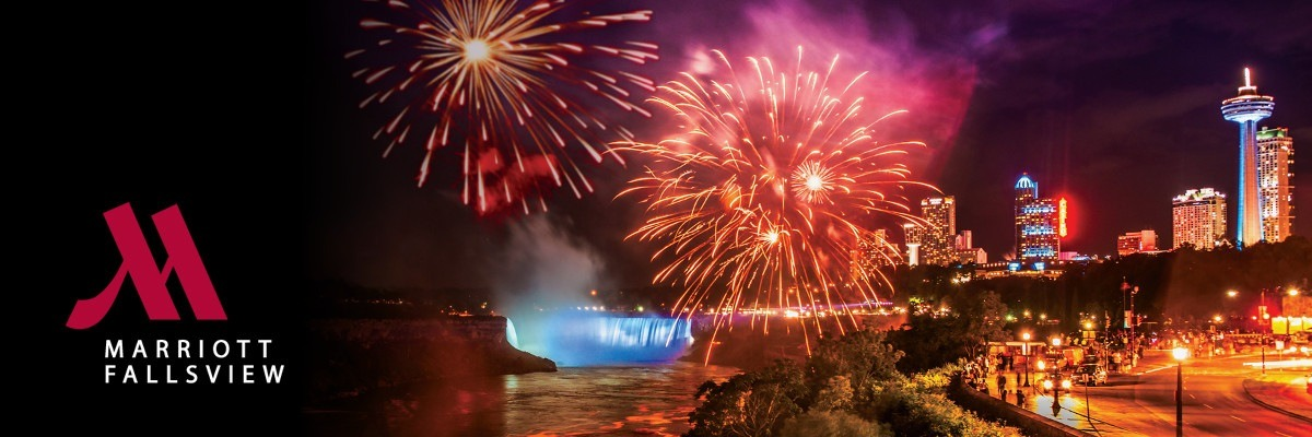 Experience Fallsview Fireworks