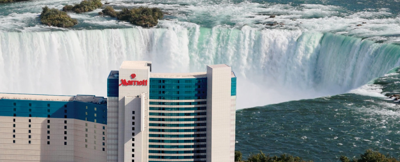 Marriott Niagara Falls Hotel Fallsview Spa Canadian