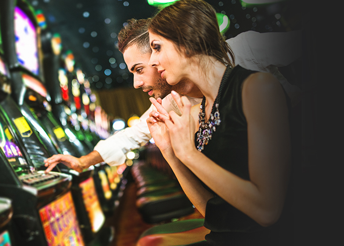 Couples Casino Package