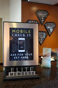 Marriott Fallsview Mobile Check-In