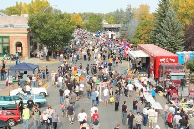 Canada Day Niagara Car Show