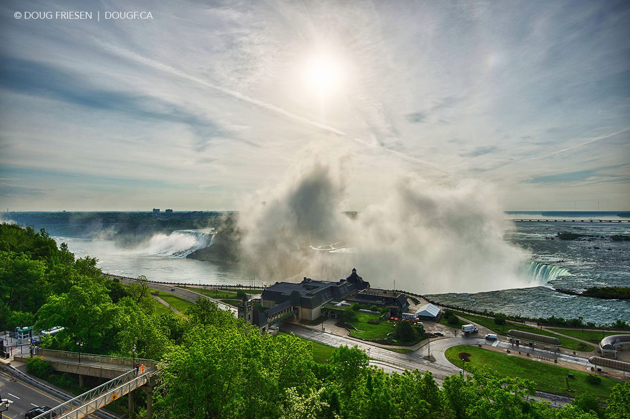 Niagara Falls Photography Guide