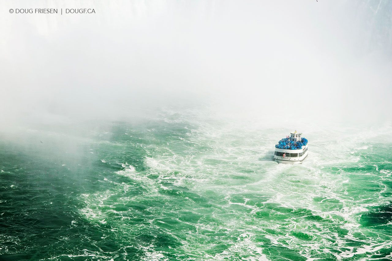 Maid of the Mist 2015