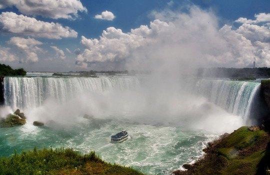 Warm Niagara