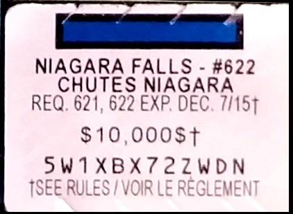 McDonalds Niagara Falls Monopoly
