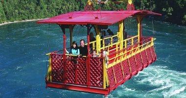 Whirlpool Aerocar | Niagara Falls Gorge Aerocar