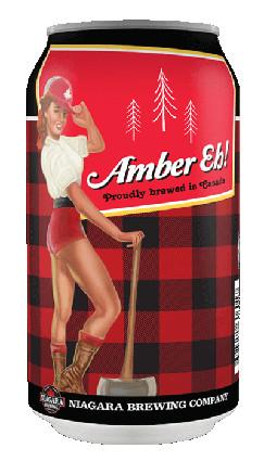 Niagara Brewing Amber Eh!