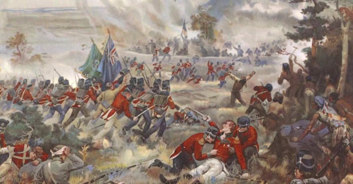 Battle of Queenston Heights