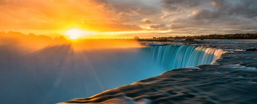 Beat the Heat this Summer in Niagara Falls