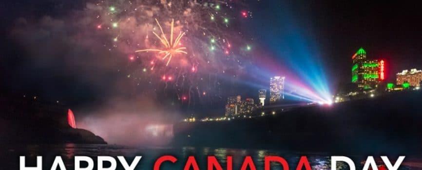 Canada Day Niagara Falls 2015