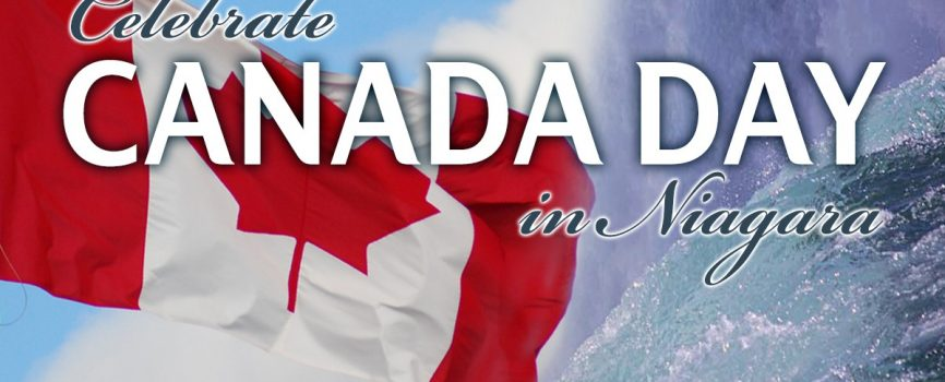 Canada Day Celebration in Niagara Falls
