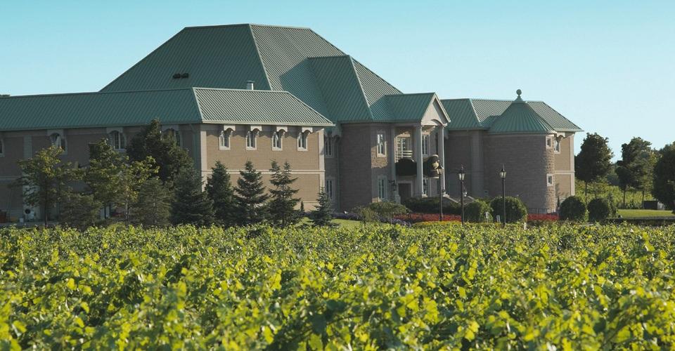 Cháteau des Charmes Winery