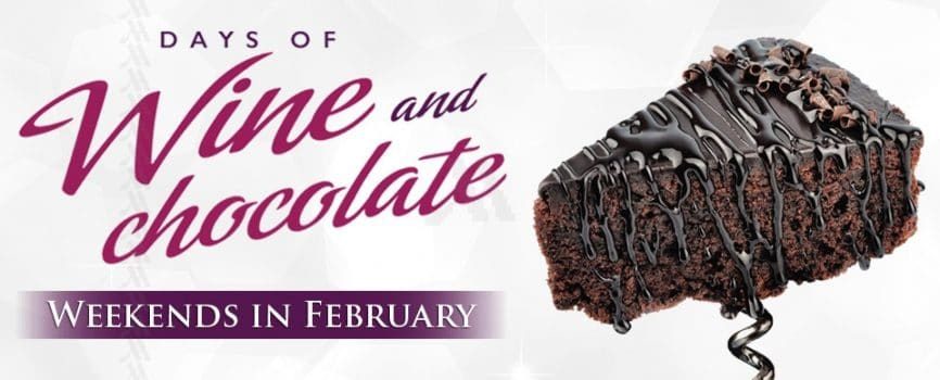 Days of Wine & Chocolate Luxury Tour