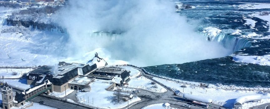 Winter Attractions in Niagara Falls