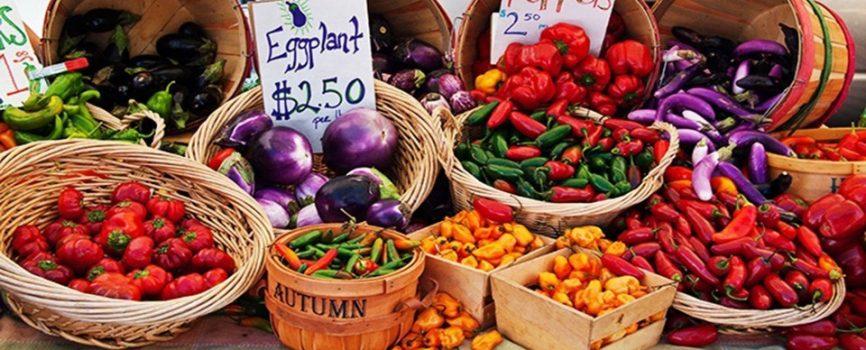 Local Farmers Markets near Niagara