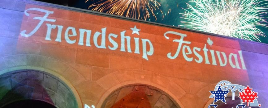 Friendship Festival in Buffalo and Fort Erie