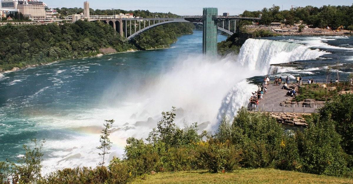Goat Island State Park Niagara Falls
