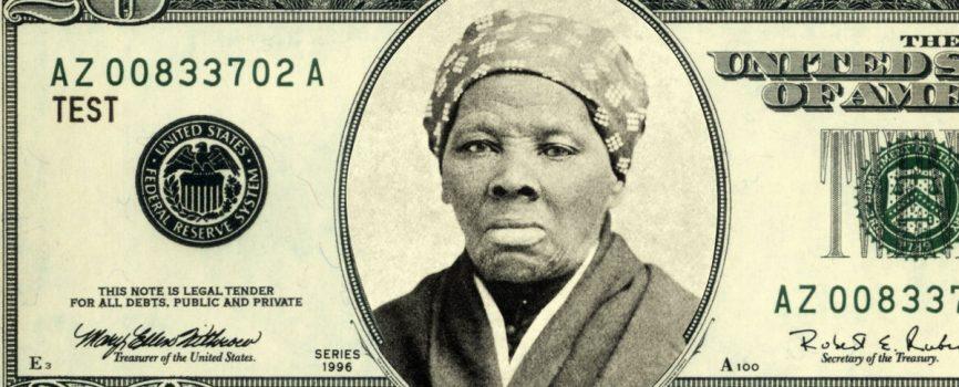 Niagara Legend Harriet Tubman on US $20 Bill