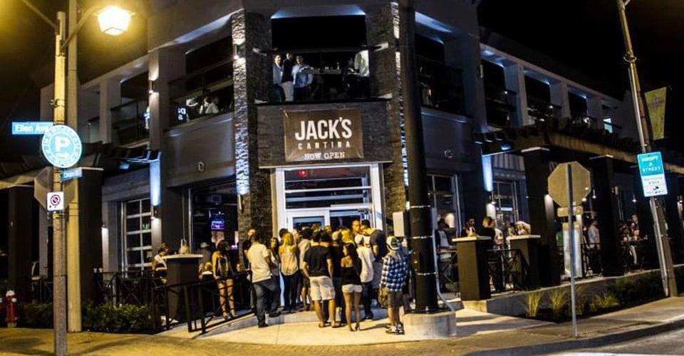 Jack's Cantina Bar
