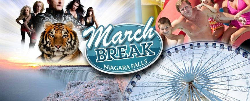 March Break Activities in Niagara Falls