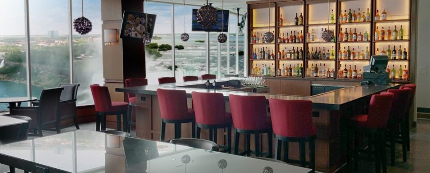 Niagara Falls Newest Lobby Lounge
