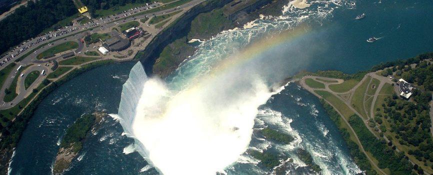 Niagara Falls Erosion Marriott Niagara Falls Hotel