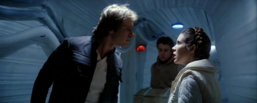 Star Wars Niagara Falls Hoth Deleted Scene