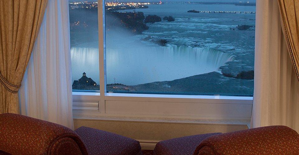 Three Best Niagara Falls Views Marriott Niagara Falls Hotel