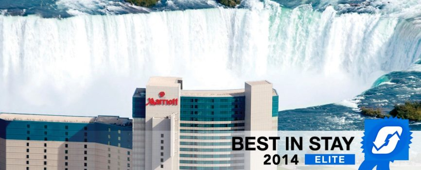 Marriott Fallsview Hotel & Spa: Best in Stay Elite Award Winner