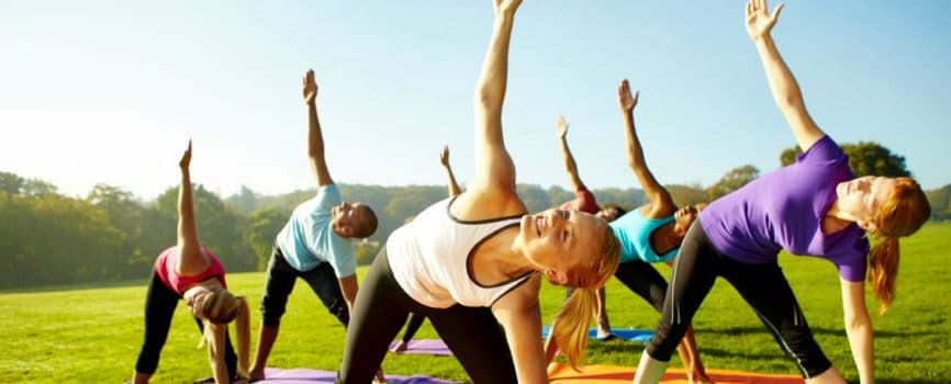 Top 3 Outdoor Yoga Locations in Niagara Falls