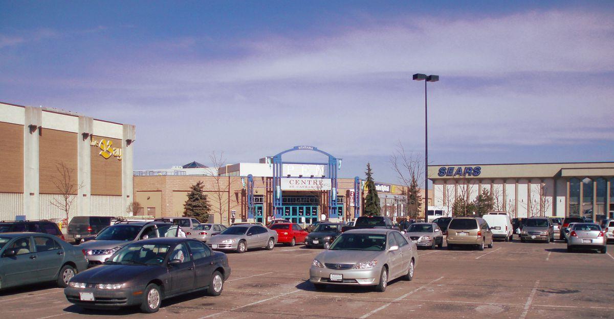 Pen Centre Mall