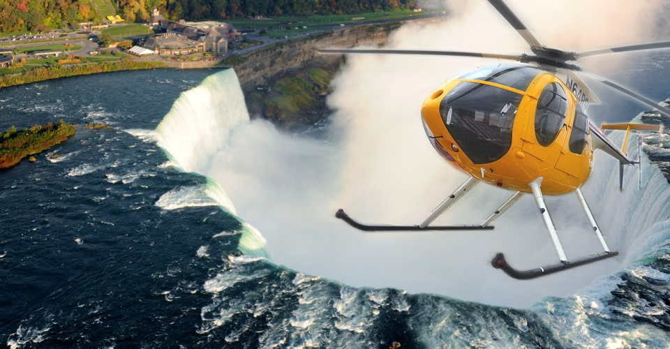 Rainbow Air Helicopter Tours of Niagara Falls