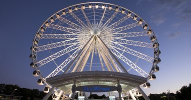 Niagara Falls Skywheel
