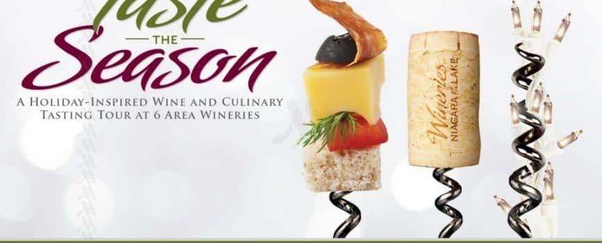 Taste the Season Wine Tour