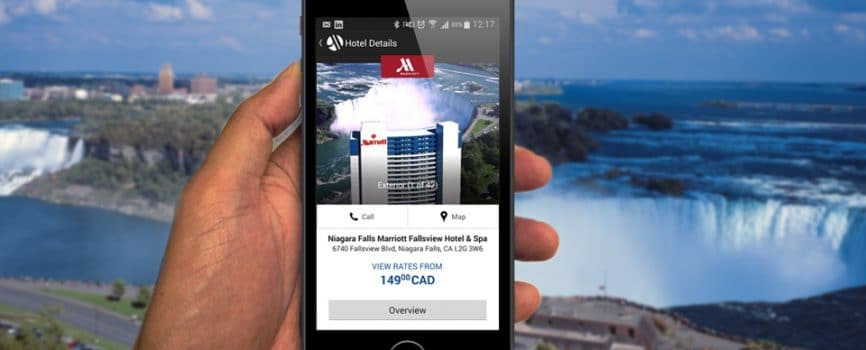 Marriott App for Android, iPhone, iPad Updated to Version 4.0