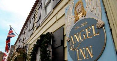 The Olde Angel Inn Pub