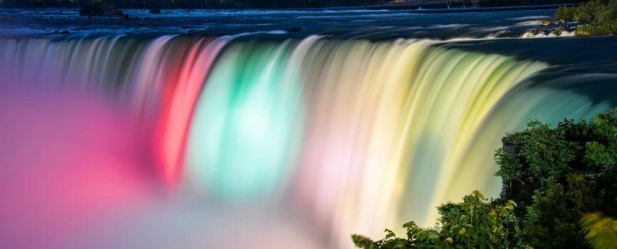 Niagara Falls Illumination Upgrade