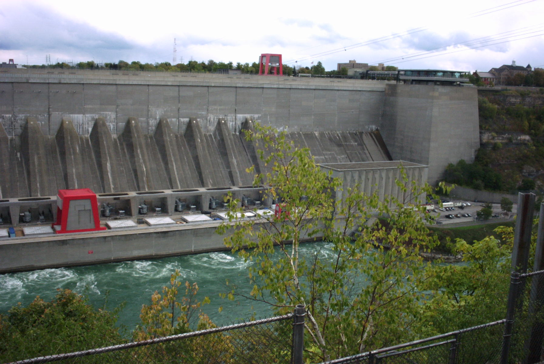 Sir Adam Beck Hydroelectric Power Station par gobanshee