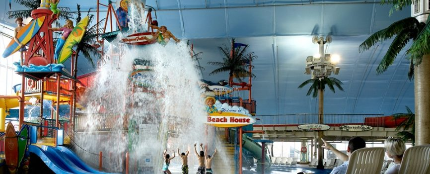 The Real Waterparks of Niagara Falls