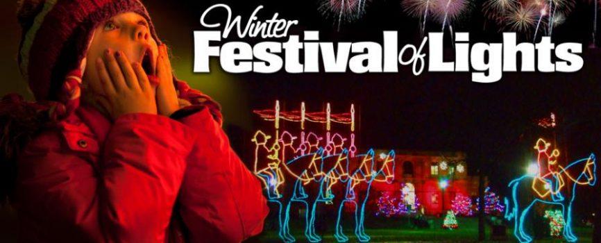 Niagara Falls Winter Festival of Lights Tour