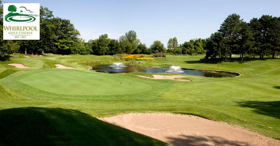 Whirlpool Golf Course in Niagara Falls