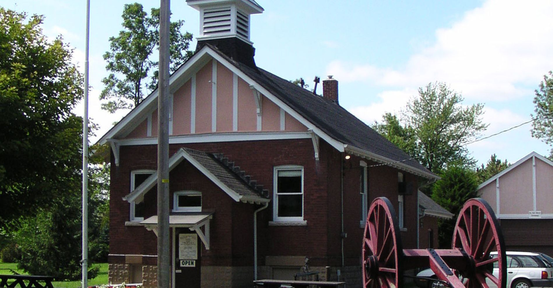 Willoughby Historical Museum
