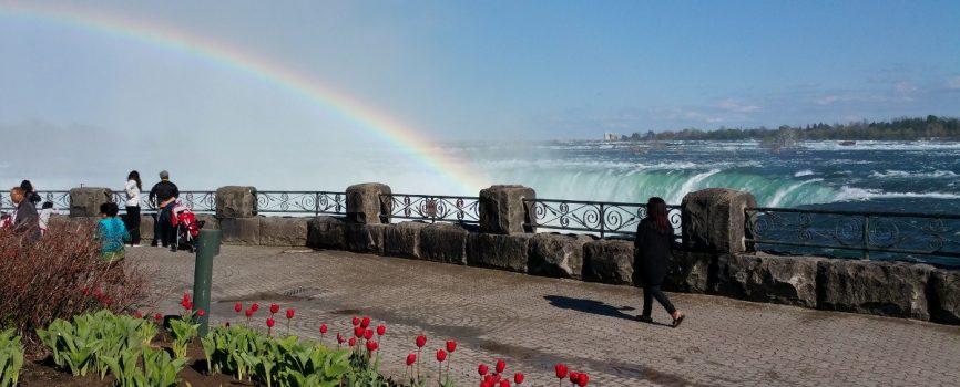 Niagara Falls Walking Routes