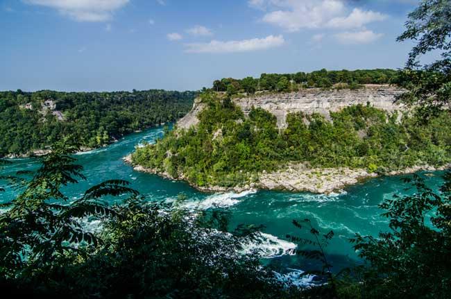 Example of Ecotourism in Niagara Falls