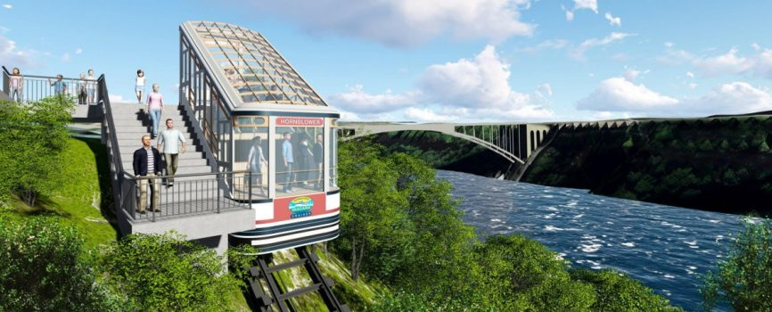 Hornblower to add Incline Railway