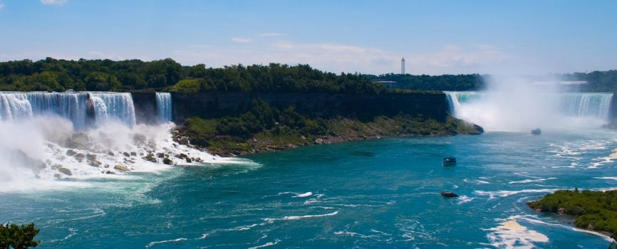 Who Owns Niagara Falls?