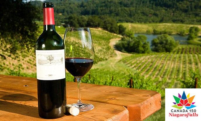 Niagara 150 Wine Events