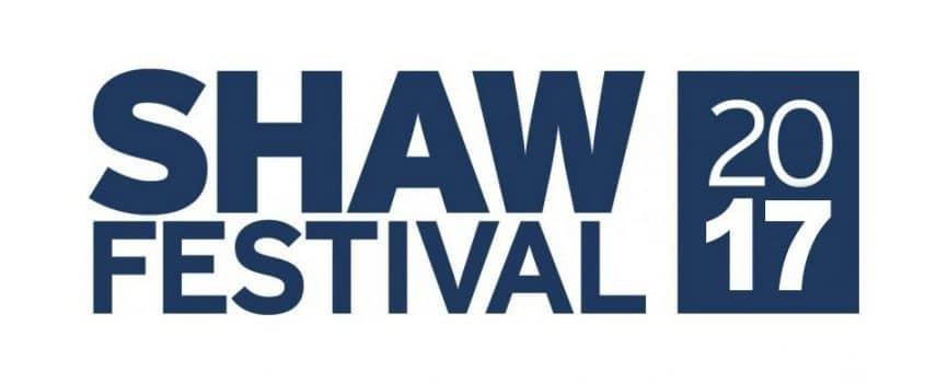 Shaw Festival 2017 Playbill