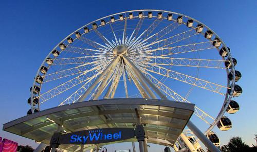 Niagara Break Skywheel